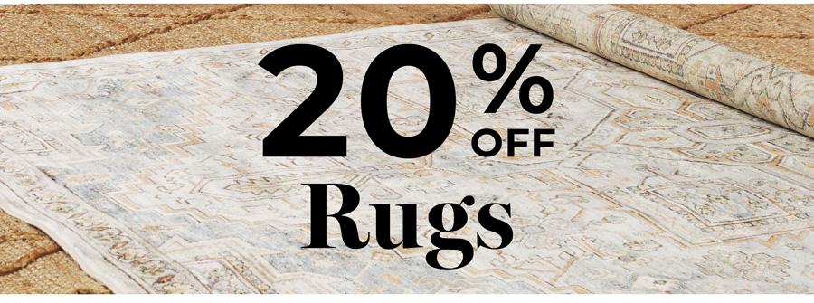 20% RUGS
